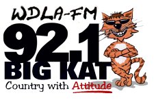 Big Kat - Country with Attitude WDLA-FM